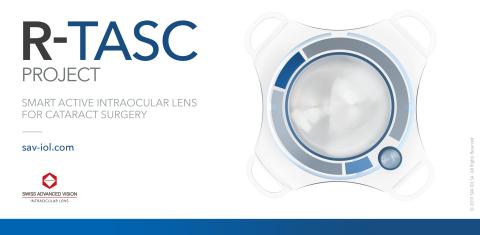 R-TASC - 백내장 수술용 스마트 액티브 인공수정체 렌즈 프로젝트