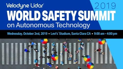 자율주행기술 관련 세계 안전성 서밋은 무료이며 자율주행 차량에 대한 안전 이슈와 대중의 관심을 불러 모은다