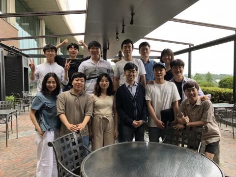 영어 교육 스타트업 링글 팀원들