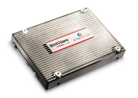 BittWare-Eideticom의 FPGA기반 NVMe 가속기
