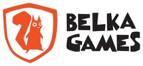 벨카 게임즈 로고