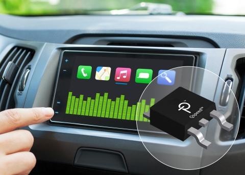 파워 인테그레이션스의 차량용 인증 200V Qspeed 다이오드는 뛰어난 오디오 플리파이어를 제공하며 낮은 노이즈와 고효율의 AEC-Q101 다이오드를 통해 파워 앰플리파이어에서 써멀, EMI 및 왜곡 문제를 해결해 준다