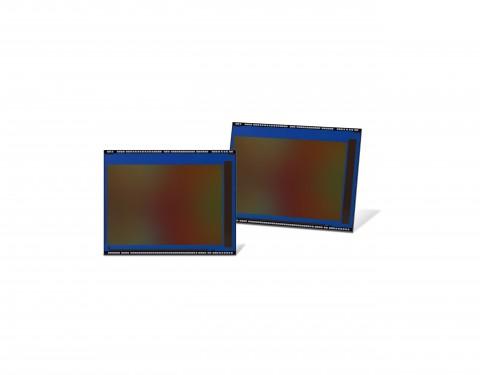 삼성전자가 업계 최초로 0.7㎛ 픽셀 이미지센서를 공개했다