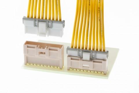 한국몰렉스의 MicroTPA 2.0mm 커넥터 시스템