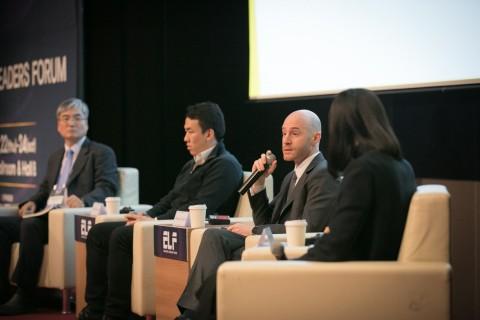 4차 산업혁명 시대를 이끌 창의인재, 어떻게 키울 것인가? 주제로 진행된 2018 에듀케어리더스포럼