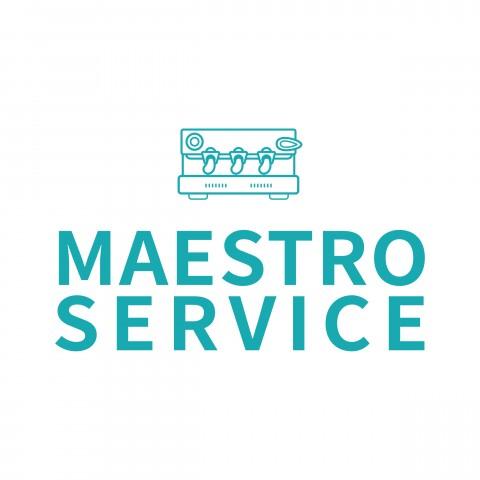 마에스트로 서비스 로고