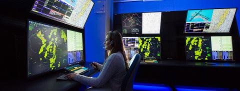 미래의 ATC 업무현장
