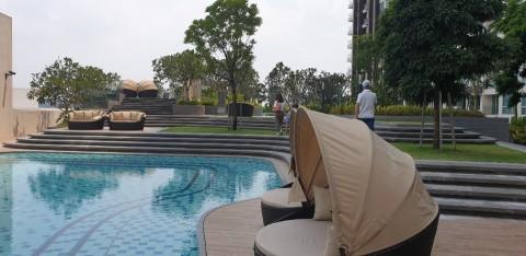 말레이시아의 콘도는 한국 최고 아파트들의 편의 시설이 일반 콘도시설에 다 구비되어 있어 평판이 높다