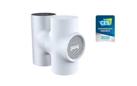 CES 2020 혁신상을 수상한 더.웨이브.톡의 스마트 홈 탁도계(IoT Water Sensor)