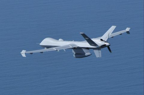 린덴 블루 GA-ASI CEO는 유럽에서 자사의 무인항공기의 해상 감시 기능과 민간 영공 통합 능력을 선보이는 데 지원을 제공한 HAF에 감사하다고 밝혔다
