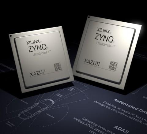 자일링스 Zynq UltraScale+MPSoC
