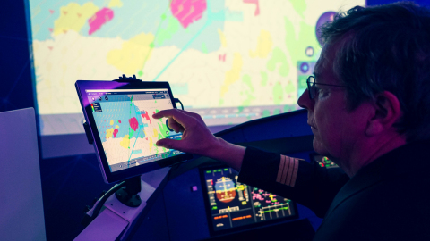 Thales Unveils PureFlyt, the Brain of Tomorrow's Aircraft