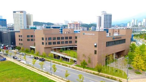 한국지방행정연구원 전경