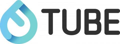 플레이디 튜브 로고