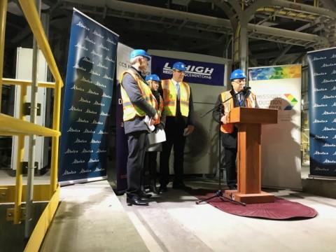 국제CCS지식센터는 Lehigh Cement와 공동으로 상용 스케일의 탄소 포집 및 저장 프로젝트에 대한 타당성 조사에 착수한다고 밝혔다.