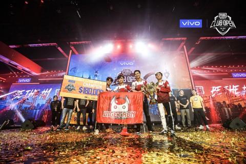 펍지주식회사가 개최한 2019 배틀그라운드 모바일 클럽 오픈 글로벌 파이널이 말레이시아 쿠알라룸푸르서 성황리 종료했다