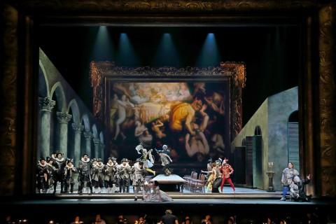 2017년 오페라 리골레토 공연