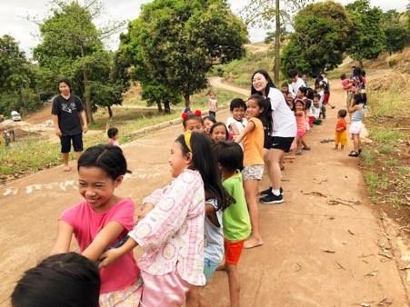 베일러 기독교 국제학교 미국, 한국 캠퍼스 재학생 전원이 떠난 미션트립 현장(ⓒ베일러 기독교 국제학교)