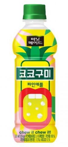 코카-콜라 미닛메이드 코코구미 파인애플