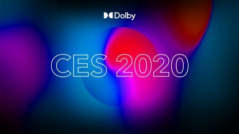 돌비가 CES 2020서 몰입 엔터테인먼트의 수준을 한 차원 높인 기술을 공개한다