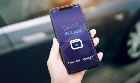 Thales Gemalto Digital ID Wallet