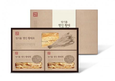 한국암웨이 정기품 명인 황태 선물세트