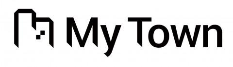 마이타운 로고