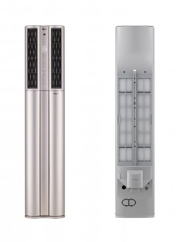 LG전자가 2020년형 LG 휘센 씽큐 에어컨을 출시했다