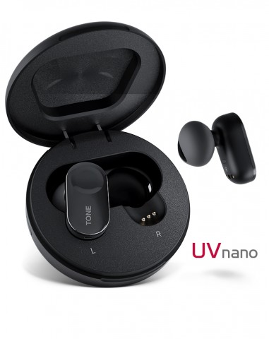 LG전자가 메리디안 명품 사운드 품은 LG 톤 프리를 미국에 출시했다