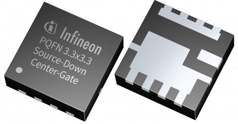 인피니언 테크놀로지스 PQFN 3x3 SDCG