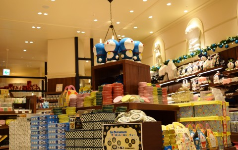 도라에몽 미래 백화점