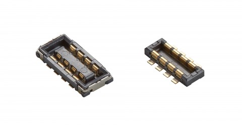 Molex_SlimStack Battery BoardtoBoard Connector