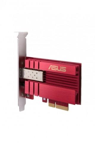 에이수스가 최적의 스트리밍 환경을 위한 랜카드 XG-C100F를 출시했다