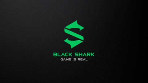 블랙샤크의 새 로고와 기업 슬로건, 게임은 현실이다