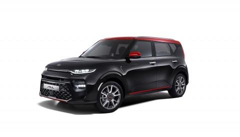 기아자동차가 2021 쏘울과 쏘울 EV를 출시했다
