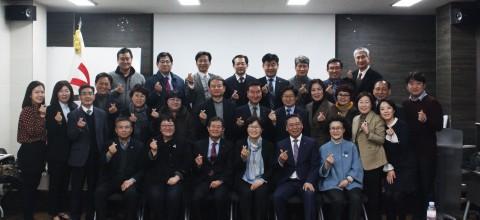 한국자원봉사센터협회가 4.15 총선을 앞두고 3대 분야, 8개 핵심 자원봉사 정책을 제안했다