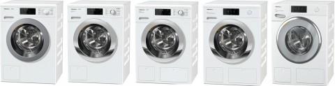 밀레가 프레스티지 드럼세탁기 W1 신제품 5종을 출시했다