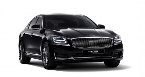기아자동차가 THE K9 2021년형을 출시하고 판매를 시작했다