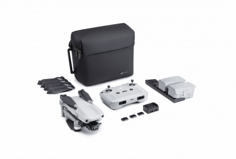 DJI 매빅 Air 2 플라이모어 콤보는 8K 하이퍼랩스 및 4800만 화소 이미징 촬영이 가능하다