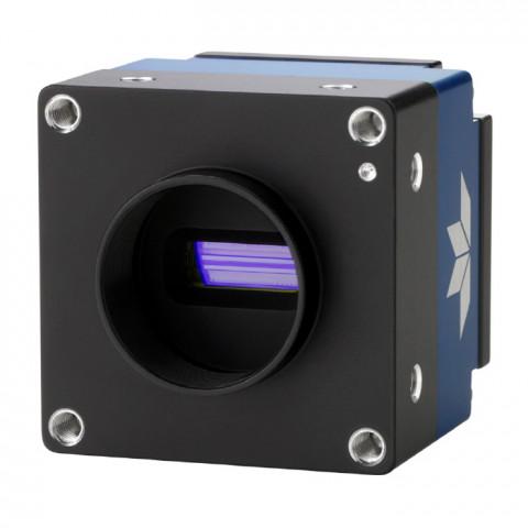 Linea SWIR 카메라는 첨단 InGaAs 센서를 탑재하고 있다