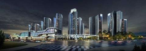 삼성물산이 반포3주구에 랜드마크 단지 디자인을 제안한다