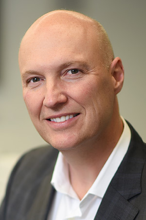 Mark Snider, Executive Vice President and Group President, EMEA, Ingram Micro