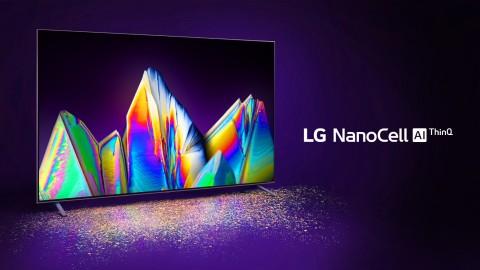 LG전자가 65형 나노셀 8K 2종을 국내 출시한다