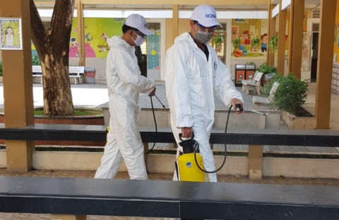 NCH Asia Pacific announces the specialized NCH Disinfection Program