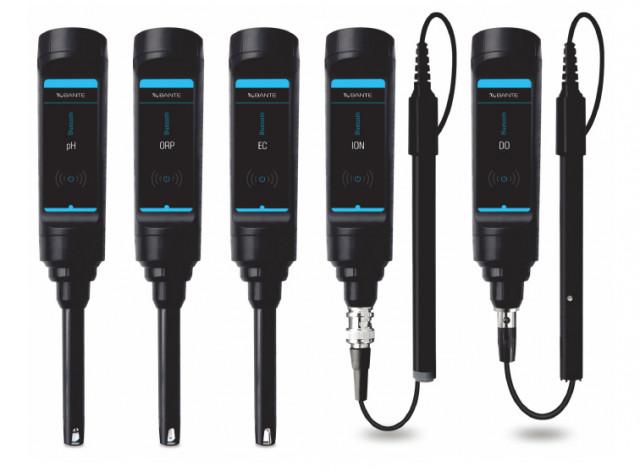 블루투스 기능으로 편리한 측정이 가능한 Bante S Series