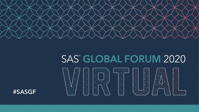 SAS가 포스트 코로나 시대를 위한 데이터 분석 혁신 전략을 제시한다