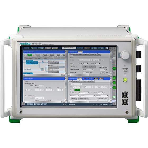 Anritsu Signal Quality Analyzer-R MP1900A