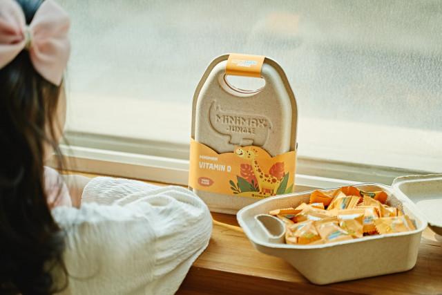 동아제약 미니막스 정글 비타민D