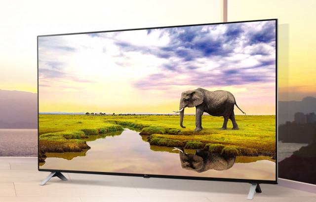 LG전자가 에너지 소비효율 1등급 LG 나노셀 TV 신제품을 출시했다