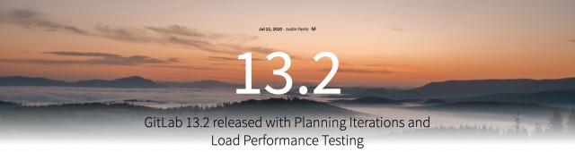 깃랩이 반복 계획 및 부하 성능 테스트 기능이 포함된 깃랩 13.2를 출시했다